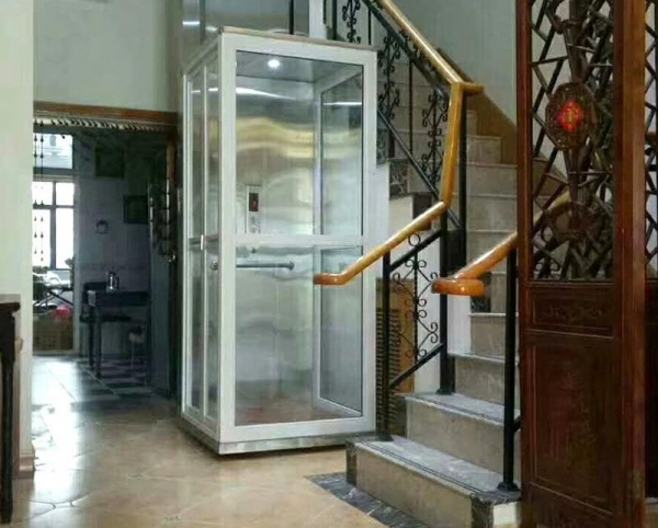 别墅家用小电梯