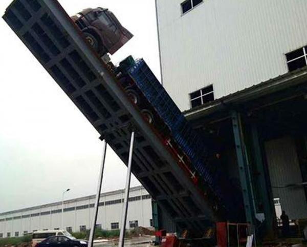 大型卸车机