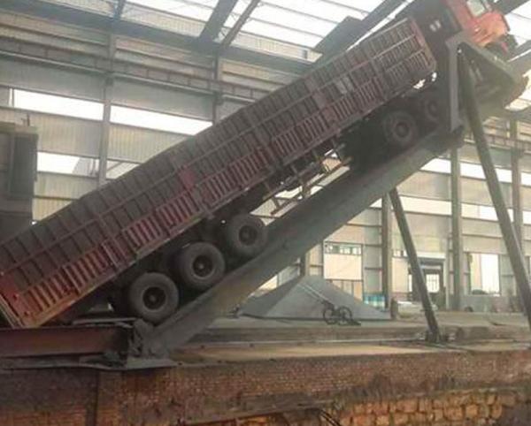 大吨位液压翻板